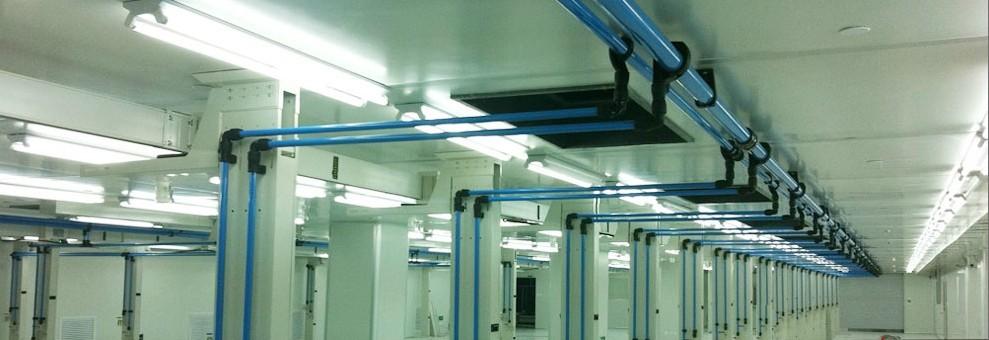 铝合金气体管道