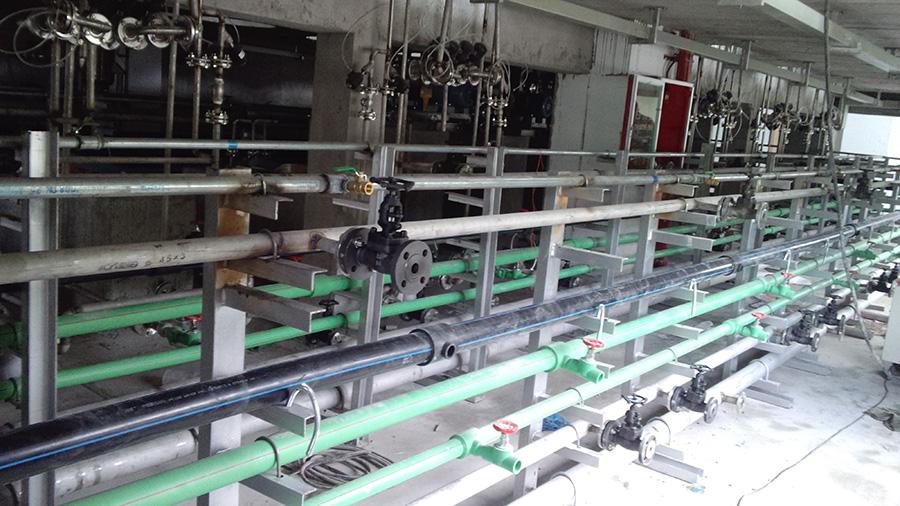 伟星集团——蒸汽管道系统